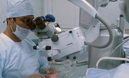Лечение катаракты доступно для ямальцев в «Визус-1»