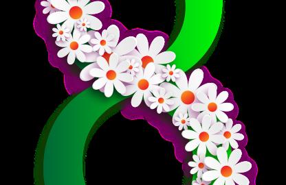 Визус-1 поздравляет милых дам с 8 марта!